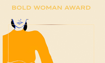 Entries are now open for the Veuve Clicquot BOLD Woman Award 2020
