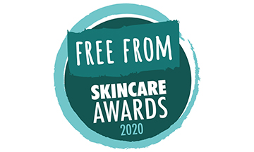 Shortlist announced for the Free From Skincare Awards 2020