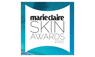 Winners announced for Marie Claire Skin Awards 2020