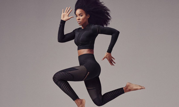 Fabletics collaborates with Kelly Rowland