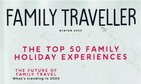 Family Traveller magazine announces restructure