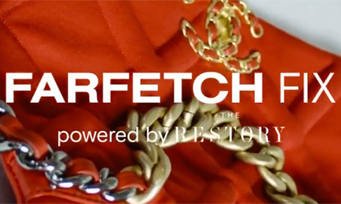 Farfetch partners with The Restory on repair service