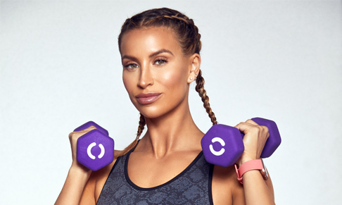 Ferne McCann launches fitness platform Embodyment