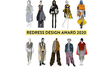 Finalists announced for Redress Design Award 2020