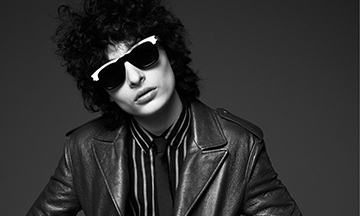 Finn Wolfhard named the face of Saint Laurent