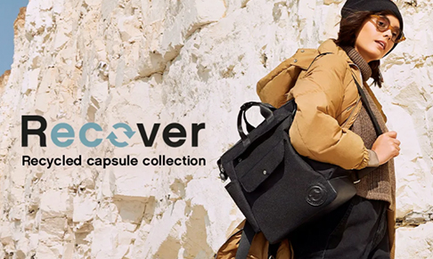 Fiorelli unveils first recycled collection