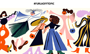 Furla launches illustration series via Instagram