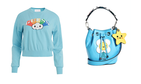 GUESS collaborates with fine art collection FriendsWithYou