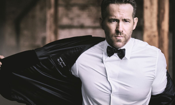 Giorgio Armani reveals Ryan Reynolds as face of campaign