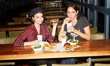 1601b52b48 Gizzi Erskine and Rose Ferguson open plant-based burger pop-up F!LTH and appoint  PR
