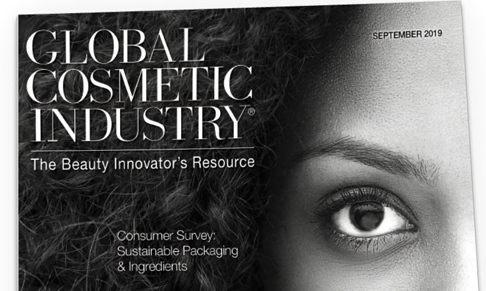 Global Cosmetic Industry launches digital magazine