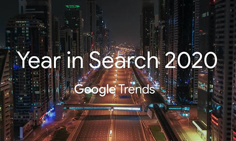 Google Trends reveals Year in Search 2020 report