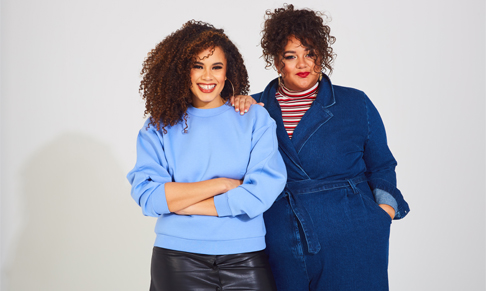 Grace Victory and Simone Powderly launch The Sister Space Podcast