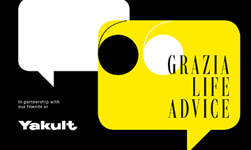 Grazia relaunches Grazia Life Advice Podcast with Yakult