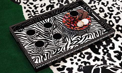 H&M Home's collaboration with Diane von Furstenberg