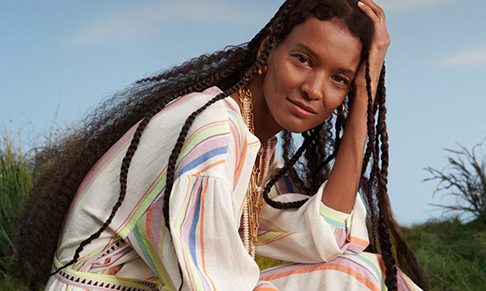 H&M collaborates with womenswear brand lemlem