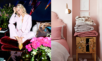 H&M unveils At Home With Poppy Delevingne