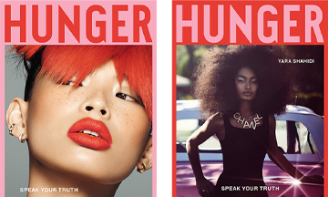 Hunger Magazine names editorial assistant