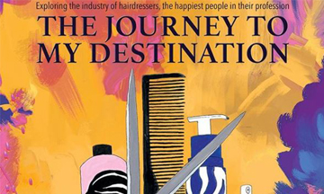Hairdresser of the Year Sally Brooks launches The Journey To My Destination documentary