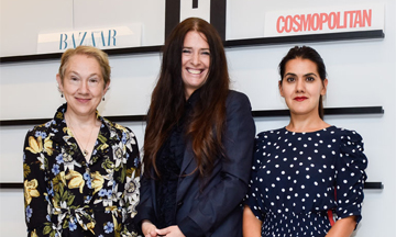 Harper's Bazaar and Cosmopolitan partner with Cambridge School of Visual and Performing Arts for affiliated scholarships