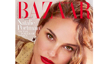 Harper's Bazaar and Town & Country's editor-in-chief steps on
