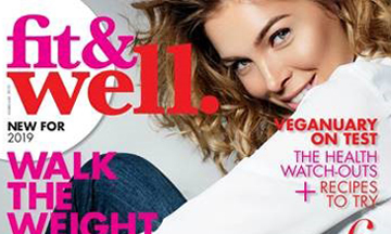 Health and fitness magazine Fit & Well announces launch