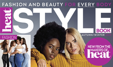 Heat magazine launches heat Style Book