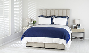 Heirlooms fine linens appoints Esprit Media