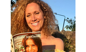 Holistic Scotland Magazine appoints first beauty editor