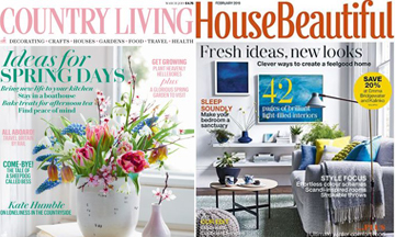House Beautiful and Country Living appoints digital writer