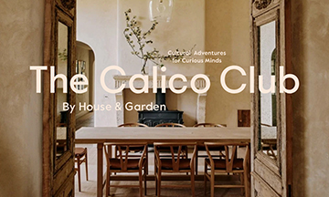 House & Garden unveils The Calico Club