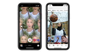 Instagram introduces Instagram Reels