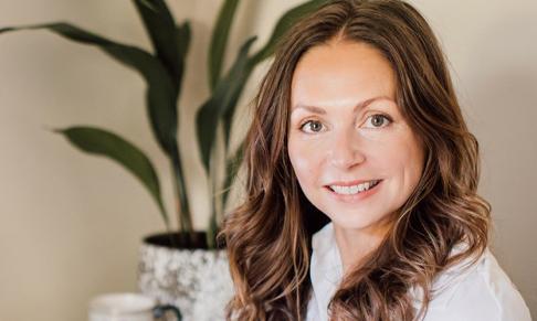 International skincare expert Abigail James postal delivery update