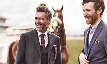 Joules launches first mens formalwear collection