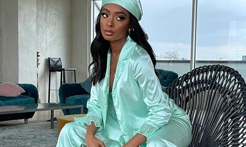Jourdan Riane collaborates with SHEIN