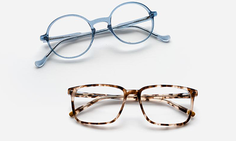 Jumbo Shrimp launches first eyewear collection