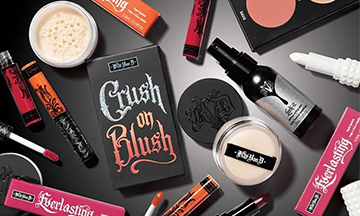 Kat Von D launches Kittens travel collection