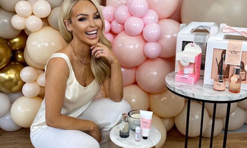 Katie Piper collaborates with Superdrug