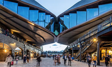 King's Cross and Coal Drops Yard appoint PR