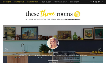 Kitchens Bedrooms & Bathrooms launches consumer website