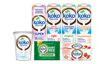 Koko Dairy Free appoints Entice PR