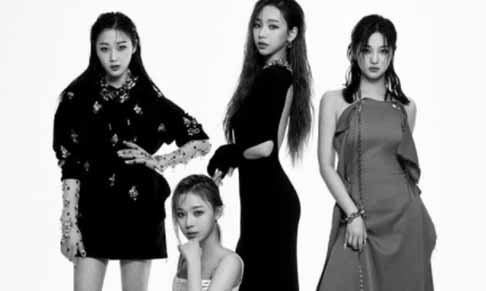 Korean girl group aespa named ambassadors for Givenchy