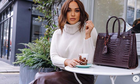 LRM Goods launches first-ever collaboration with Vicky Pattison