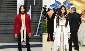 Lana Del Rey And Jared Leto Named As Faces Of Gucci Guilty Campaign Diary Directory