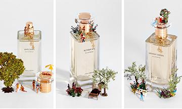 Lark & Berry launches debut fragrance range