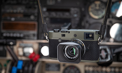 Leica camera appoints Massey Style