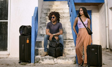 Lenny and Zoë Kravitz named as faces of TUMI campaign