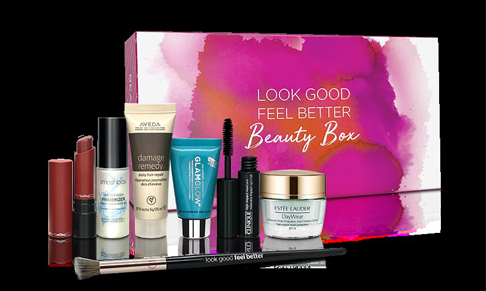 Look Good Feel Better unveils its first Beauty Box