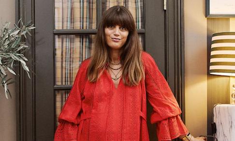 Lucy Delius represents influencer Sarah Corbett-Winder