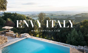 Luxury lifestyle and travel magazine Envy Italy announces launch